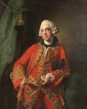 Richard Myddelton (1726–1795), MP