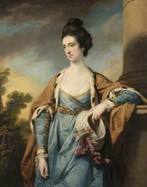 Elizabeth Rushout (c.1730–1772), Mrs Myddleton