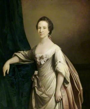 Bethia Legge (1734–1778), Mrs Richard Willis