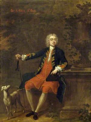Sir Abraham Elton (1703–1761), 3rd Bt