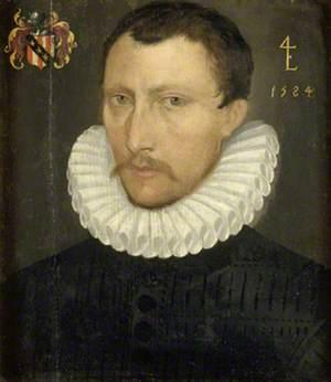 Nicholas Elton (1544–1587)