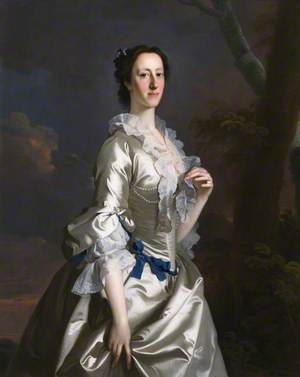 Mary de Cardonnel (c.1719–1787), Countess Talbot