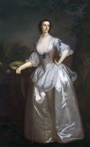 Called 'Cecil Matthews, Mrs Talbot', but Probably 'Mary de Cardonnel, Lady Talbot (c.1719–1787)'
