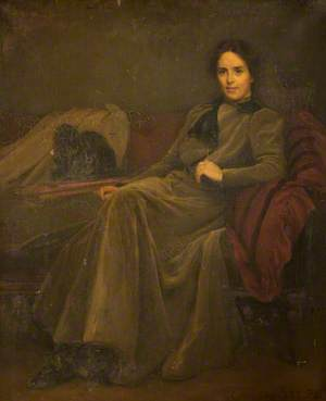 Mrs Beatrice Channell, née Wyndham