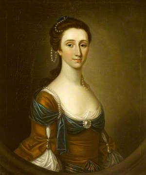 Elizabeth Clark, Mrs Le Pepre, Mrs William Blathwayt III (?)