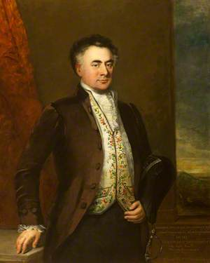 Colonel George William Blathwayt (1797–1871)