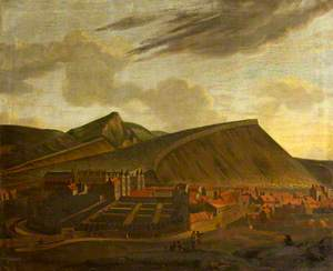 A View of Holyrood Palace, Edinburgh