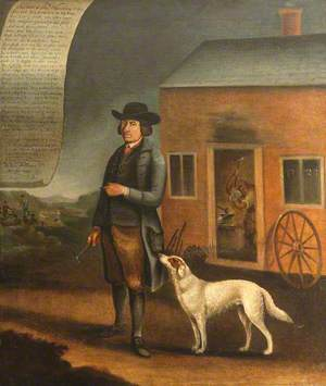 William Williams (b.1723), Blacksmith, Aged 70