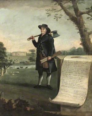 Edward Prince (b.1718/1719), Carpenter, Aged 73