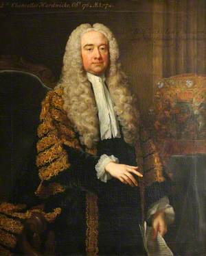Philip Yorke (1690–1764), 1st Earl of Hardwicke and Lord Chancellor