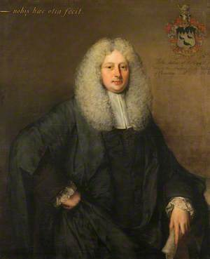 John Meller (1665–1733), Master of the High Court of Chancery
