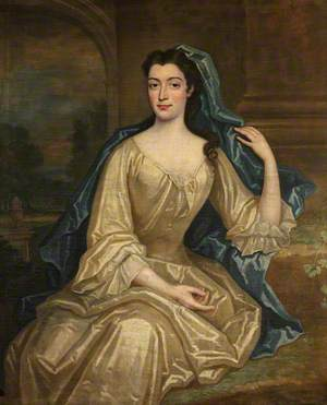 Mrs Matthew Hutton of Newnham, Hertfordshire