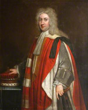 Sir John Brownlow (c.1692–1754), 5th Bt, Later 1st Viscount Tyrconnel