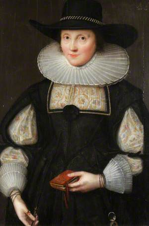 Portrait of an Unknown Woman, Aged 41