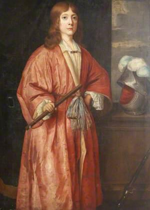 John D'Arcy Osborne (The Honourable John Darcy, 1659–1688/1689?)