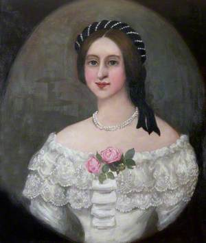 Mary Ann West (b.1835), Mrs Frederick Boehmer