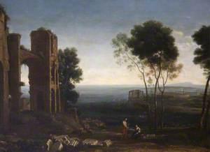 Apollo and the Cumaean Sibyl