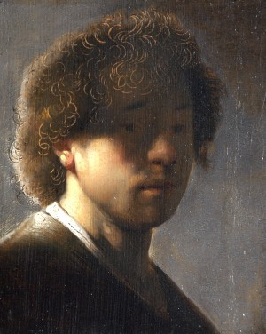 Self Portrait at the Age of 22