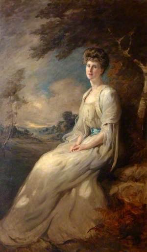 Alexandra Georgina Seymour (1865–1942), Lady Amory