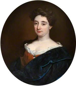 Margaret Hyde (d.1728/1729), Lady Parker