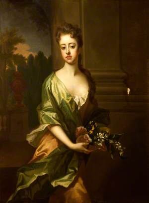 Mary Luttrell (1681–1702/1703), Lady Rooke
