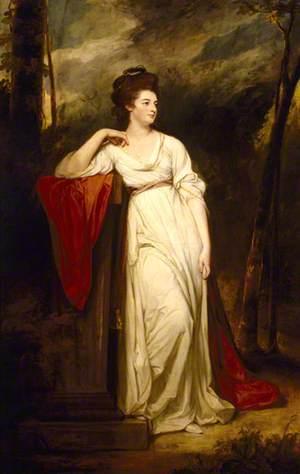 Frances Woodley (1760–1823), Mrs Henry Bankes II