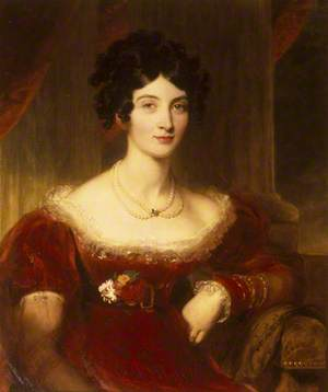 Anne Frances Bankes (1789–1864), Countess of Falmouth