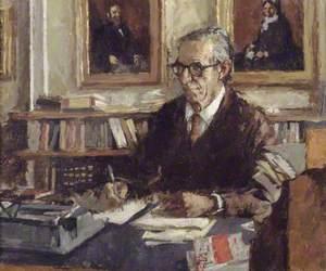 Sir Richard Thomas Dyke Acland (1906–1990), 15th Bt, MP