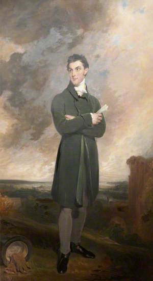 Sir Thomas Dyke Acland (1787–1871), 10th Bt, MP