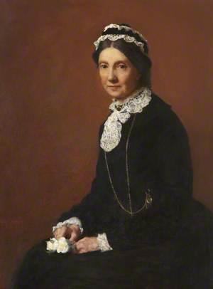 Mary Erskine (d.1892), Lady Acland