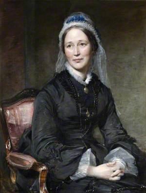 Juliana Pole-Carew (1812–1881), Lady Robartes