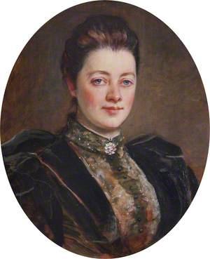Mary Dickinson (1853–1921), 6th Viscountess Clifden
