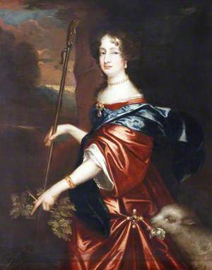 Mary Langham (1652/1653–1690/1691), Countess of Warrington (?)