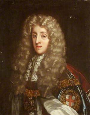 Portrait of a Knight of the Garter