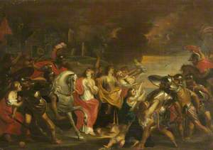 The Reconciliation of the Romans and Sabines