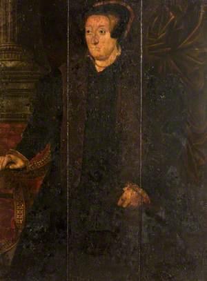 The Honourable Ursula Bourchier, Lady Sharington (?)