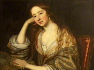 Joanna Granville (1635–1709), Mrs Richard Thornhill, Later Lady Thornhill