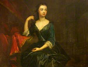 Portrait of an Unknown Young Lady