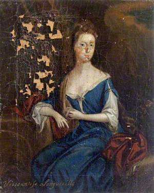 Barbara Talbot (1665–1763), Viscountess Longueville