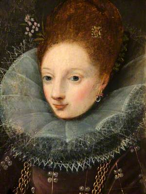 Portrait of an Unknown Spanish Lady