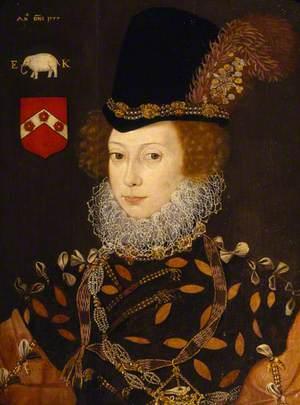 Elizabeth Knollys (b.1549), Lady Leighton