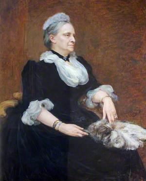 Charlotte Delafield (1821–1905), Mrs Richard Phelips