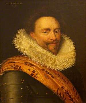 Prince Frederick Henry (1583/1584–1647), Prince of Orange, Stadholder of the United Provinces