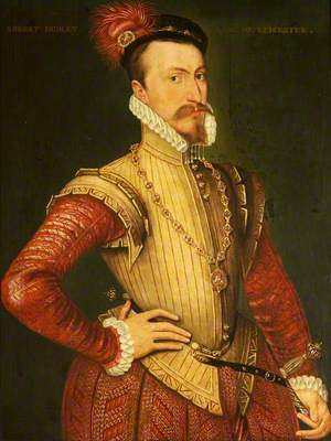 Robert Dudley (1533–1588), Earl of Leceister