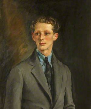 Evan Frederick Morgan (1893–1949), Later 2nd Viscount Tredegar (2nd Creation), as a Young Man