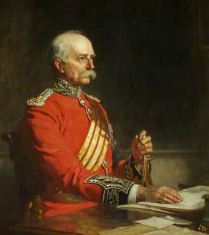 Sir Godfrey Charles Morgan (1831–1913), 2nd Baron, 1st Viscount Tredegar, Lord Lieutenant of Monmouth