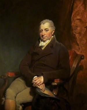 Sir Charles Gould Morgan-Robinson (1760–1846), 2nd Bt
