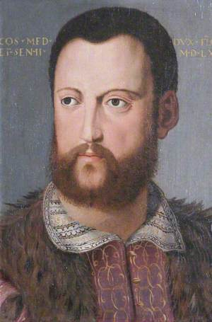 Cosimo I de' Medici (1519–1574), Grand Duke of Tuscany