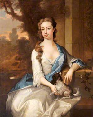 Lady Charlotte Herbert (d. after 1751), Later Lady Charlotte Morris (m.1723), then Lady Charlotte Williams