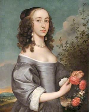 Called Elizabeth Spencer, Lady Craven (1618–1672)